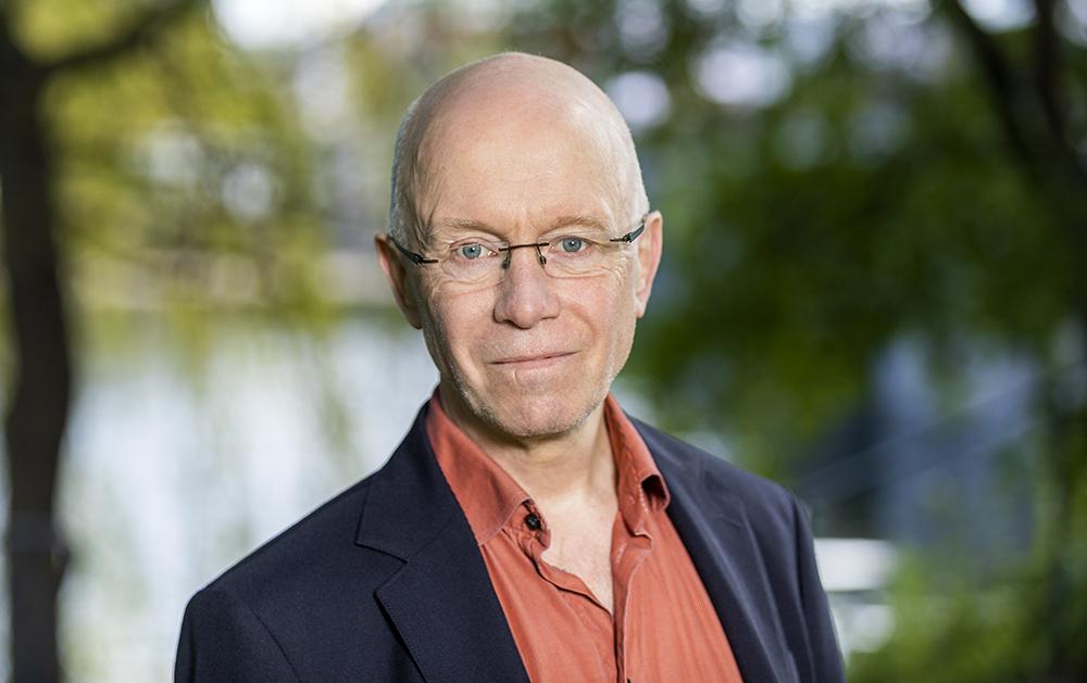 Mattias Lundberg, forskningssekreterare på SSF. Foto: Gonzalo Irigoyen