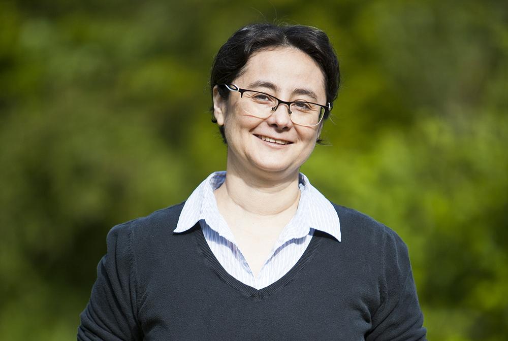 Marcela Dávila Lopez, föreståndare för Bioinformatics Core Facility, BCF, på Sahlgrenska Akademin. Foto: Patrik Bergenstav
