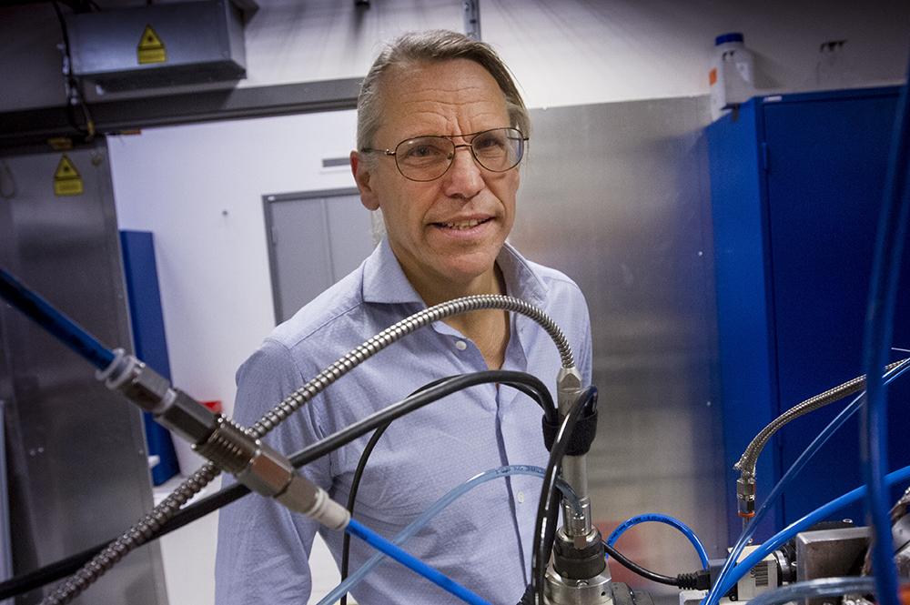 Per Nylén, prefekt för Institutionen för Ingenjörsvetenskap vid Högskolan Väst. Foto: Joachim Nywall