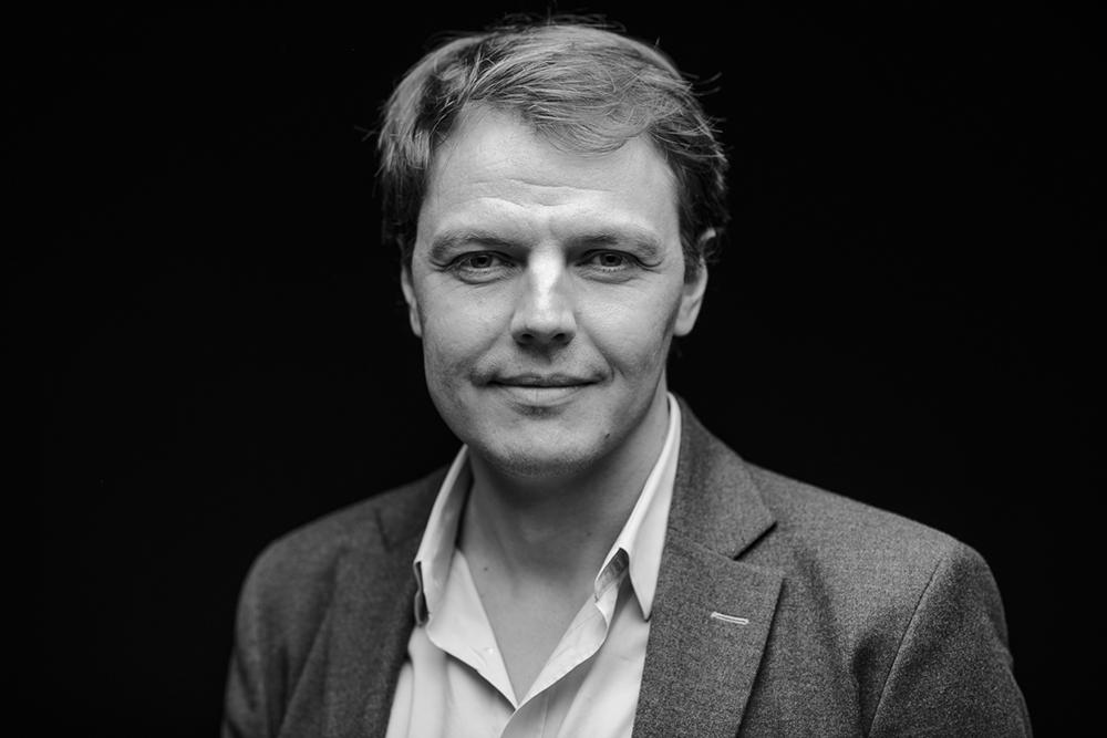 James Gross, professor på Skolan för elektroteknik och datavetenskap vid KTH. Foto: Joerg Frank