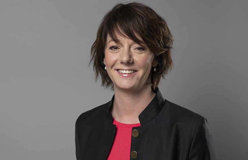 Matilda Ernkrans, minister för högre utbildning och forskning. Foto: Kristian Pohl / Regeringskansliet