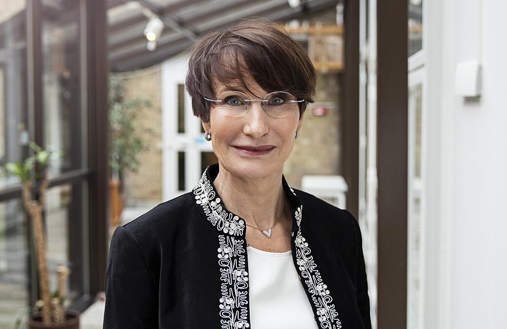 Pia Sandvik, vd för RISE. Foto: RISE
