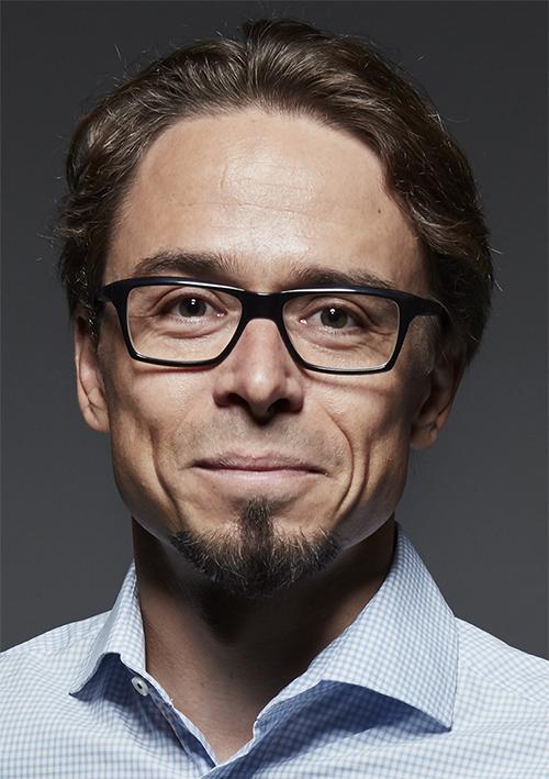 Christoph Langhammer, biträdande professor i kemisk fysik, driver två projekt som finansieras av SSF inom programmen Framtidens forskningsledare (FFL) och Materialvetenskap. Foto: Henrik Sandsjö