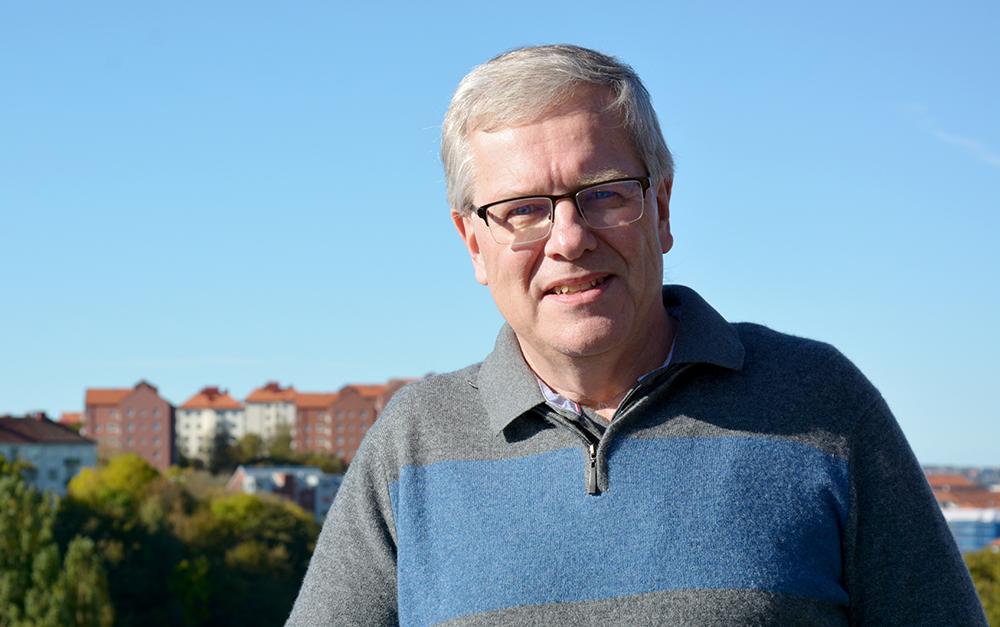 Carl-Johan Seger, professor i datorvetenskap och WASP-professor på Chalmers.
