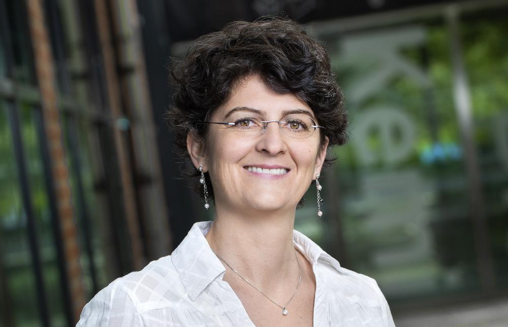 Anna Martinelli, biträdande professor på Chalmers. Foto: Lisa Jabar  / AnnalisaFoto