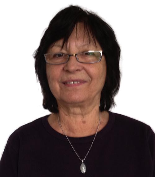 Rositsa Yakimova, professor emerita på Institutionen för fysik, kemi och biologi på Linköpings universitet.