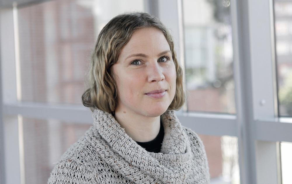 Boel Ekergård, docent och forskningsledare vid Högskolan Väst.