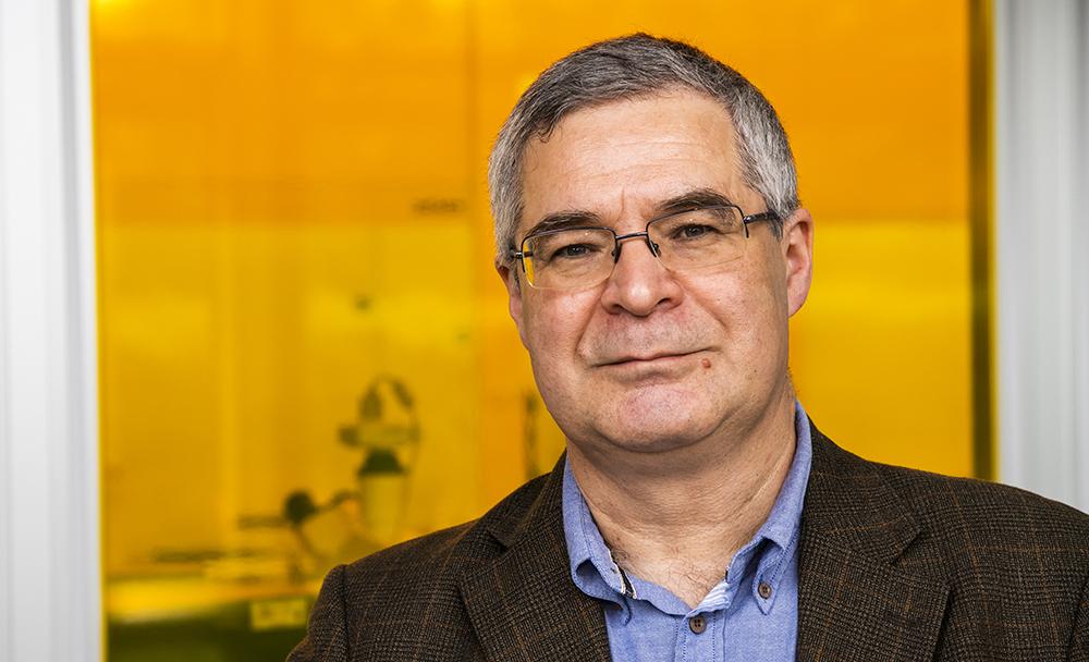 Ivan Maximov, docent i fysik vid Avdelningen för Fasta tillståndets fysik. Foto: Jan Nordén