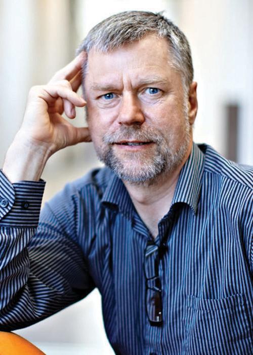 Hans Hansson, projektledare och professor i realtidssystem vid Mälardalens högskola.