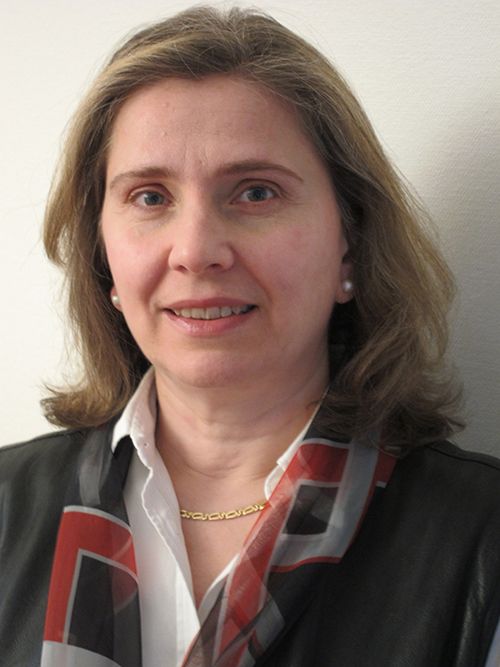Marina Papatriantafilou, docent vid Institutionen för data- och informationsteknik vid Chalmers.