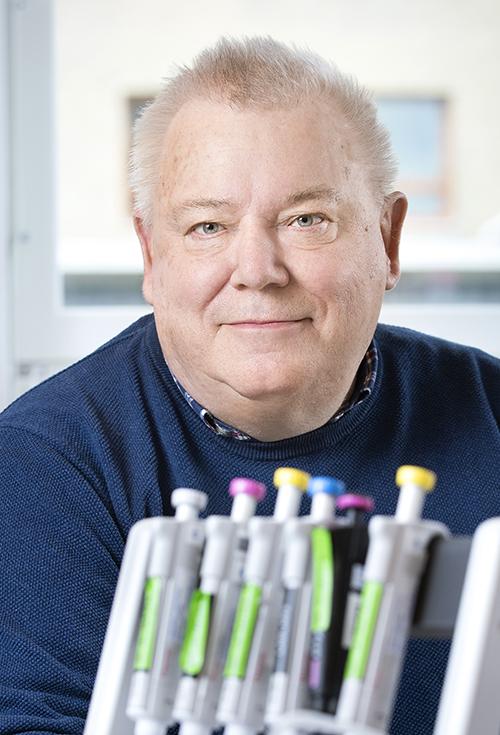 Tommy Martinsson, professor vid Göteborgs universitet. Foto: Lisa Jabar  / AnnalisaFoto