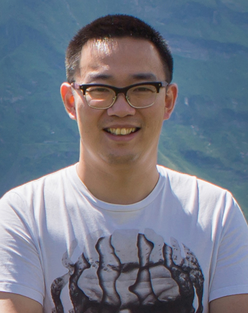 Hongyi Xu, forskare.