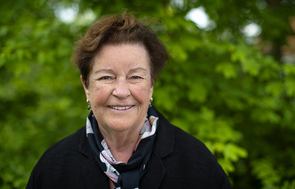 Agneta Siegbahn, professor i klinisk koagulationsvetenskap vid Uppsala universitet. Foto: Mette Ottosson