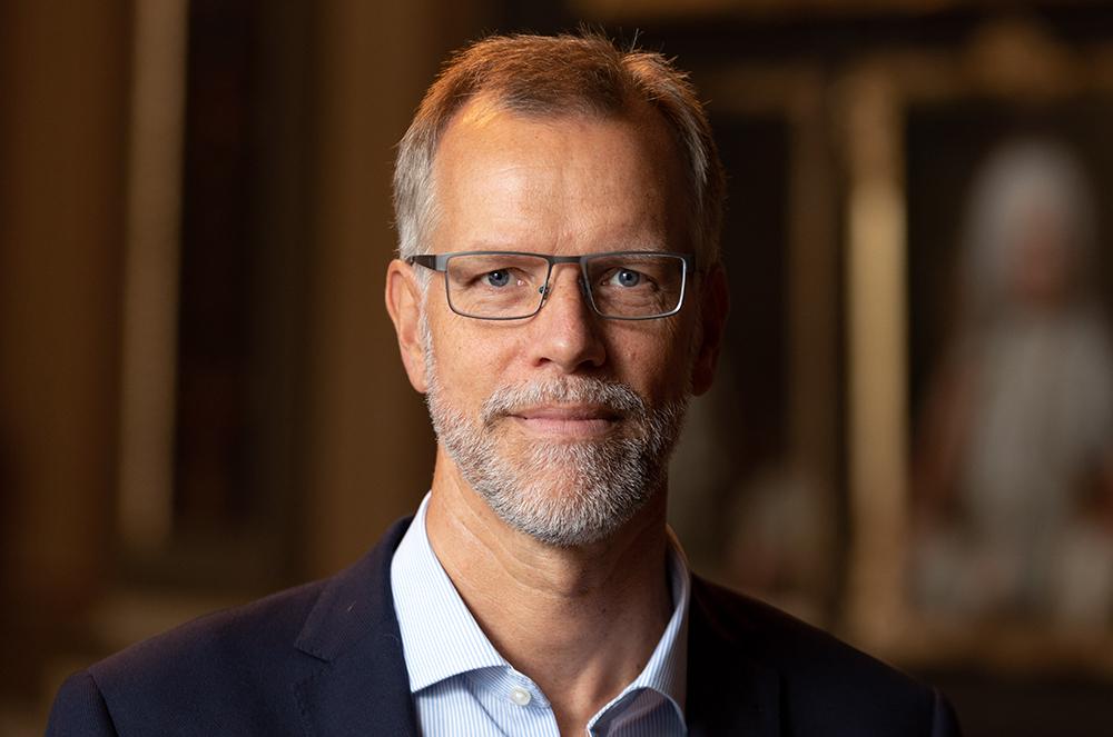 Jonas Oldgren, professor och chef för Uppsala Kliniska Forskningscenter. Foto: Mikael Wallerstedt